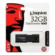 Pendrive 32GB DT100G3 32GB  DATATRAVALER Kingston