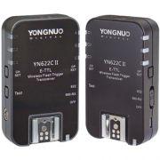 Rádio Flash Yongnuo YN622 II PARA CANON