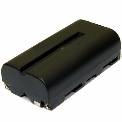 Bateria NP-F550 para câmera digital e filmadora Sony compatível com NP-F570 e NP-F530
