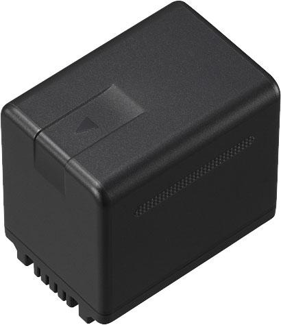 Bateria VW-VBK360 3580mAh para câmera digital e filmadora Panasonic HDC-HS80, HDC-TM40, SDR-H100, SDR-T70