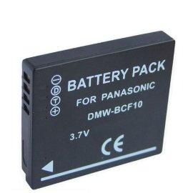 Bateria DMW-BCF10 DMW-BCF10E 940mAh para câmera digital e filmadora Panasonic DMC-F2 DMC-F3, DMC-FP8, DMC-FS4, DMC-FX40, DMC-TS2
