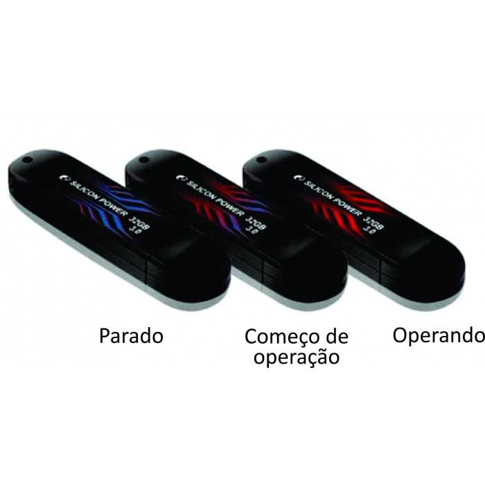 Pen drive Silicon Power BlazeB10 8GB USB 3.0