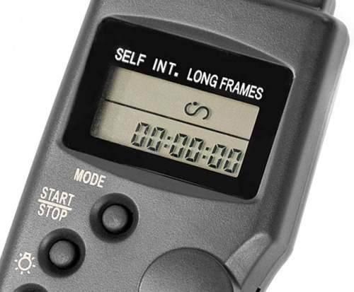 Cabo Disparador Remoto Time Lapse Canon RS60-E3
