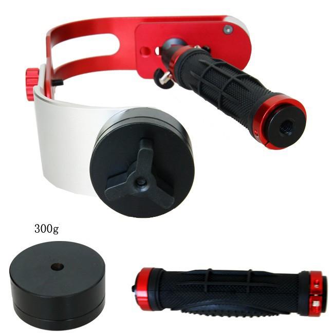 Estabilizador STEADYCAM para Camera DSLR Canon, Nikon, Sony entre outros