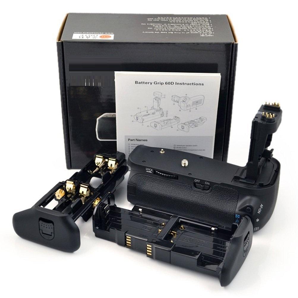 Kit BATTERY GRIP BG-E9 PARA CANON EOS 60D e 60Da