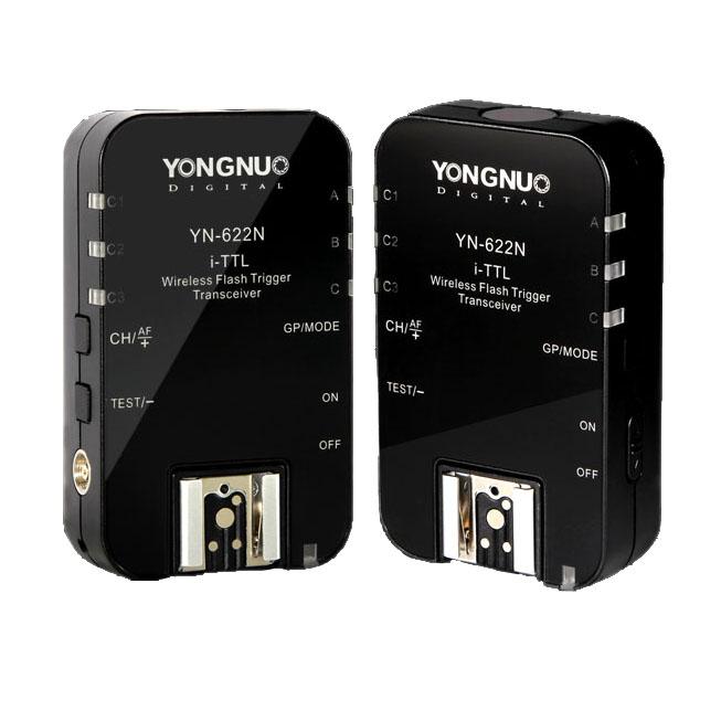 Rádio Flash Yongnuo YN-622N I-TTL (para Nikon)