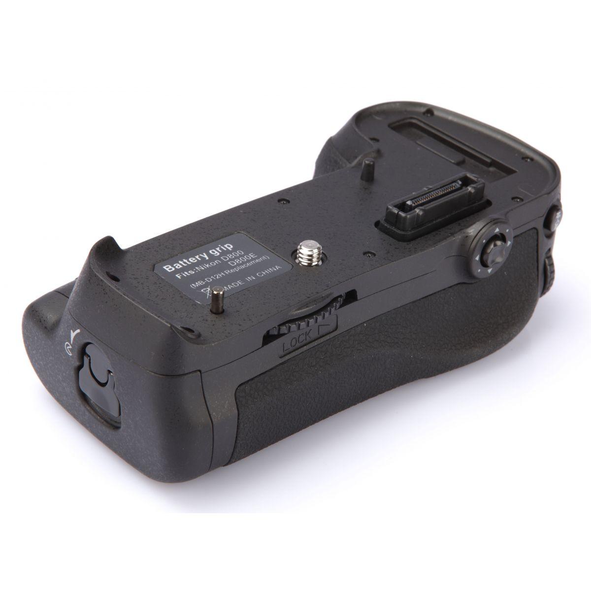 Battery Grip MB-D12 para Nikon D800, D810