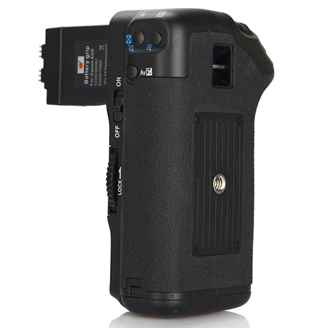 Battery Grip BG-E8 para câmera Canon T2i, T3i, T4i e T5i
