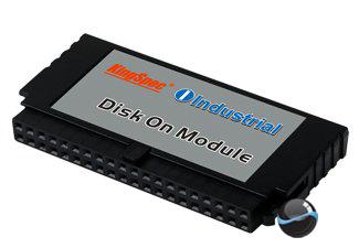 Módulo KingSpec IDE Flash DOM 40 Pinos PATA 1GB