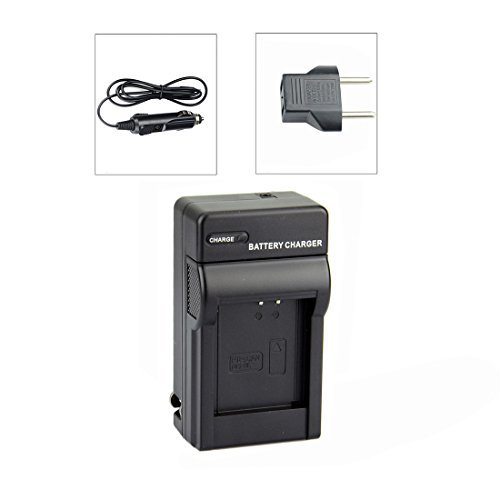 Carregador NB-11L para câmera digital e filmadora Canon PowerShot A2300, Digital ELPH 110 HS, Digital IXUS 125 HS