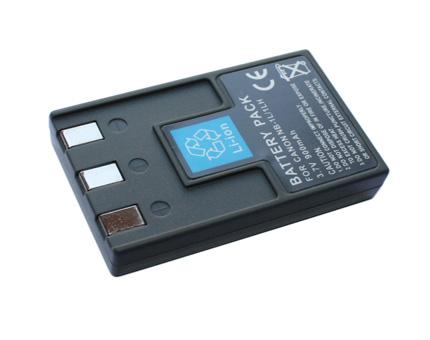 Bateria NB-1LH NB-1L para Canon PowerShot S110, S200, S230, S300, S330, S400, S410, S500