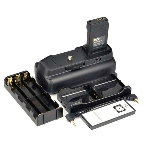 Battery Grip 1100DH para Canon EOS Rebel T5 e T6