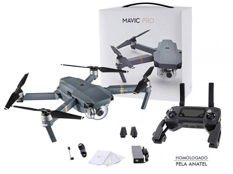 DRONE DJI CP.PT.000506 MAVIC PRO