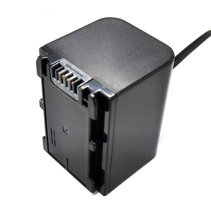 Adaptador de Bateria Fonte FV70 Para Sony NP-FV100