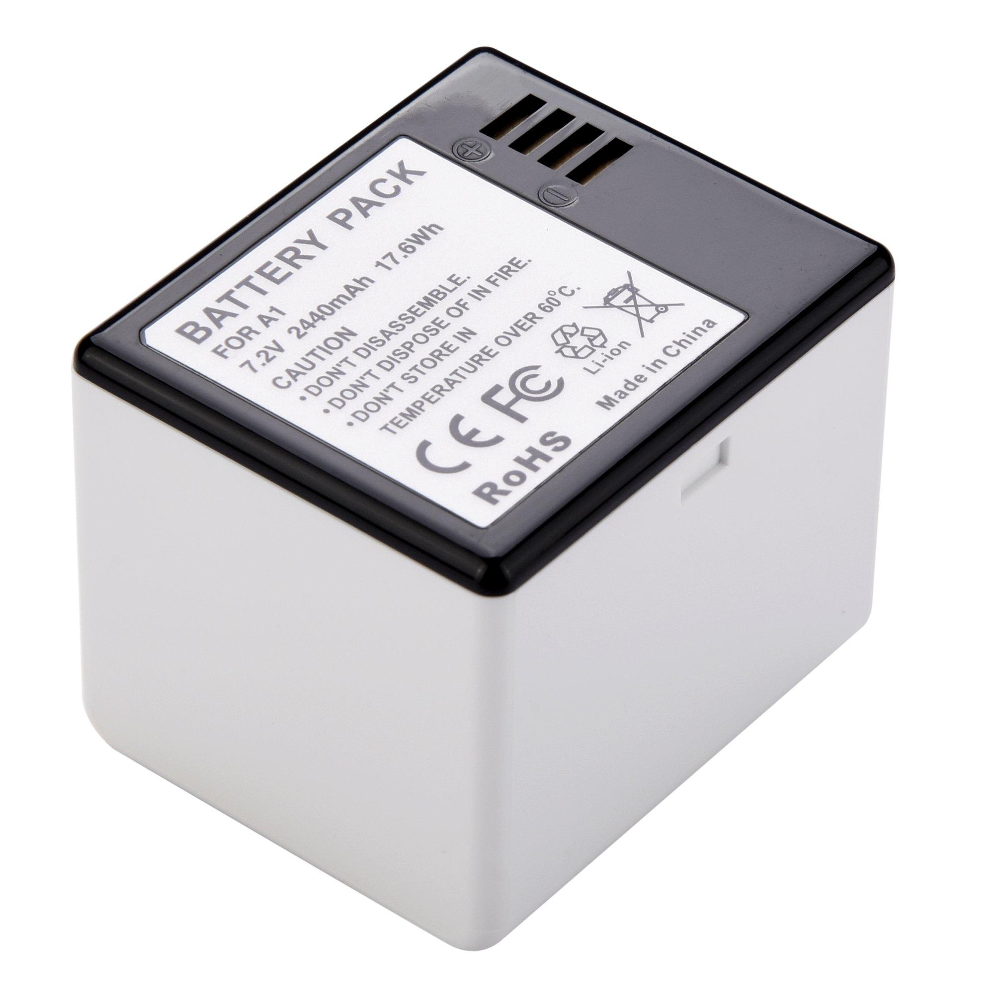 Bateria A1 A1B Para Arlo Pro Arlo Pro 2 VM4030 VM4030P VMA4400 100NAS VMC4030 VMS3230