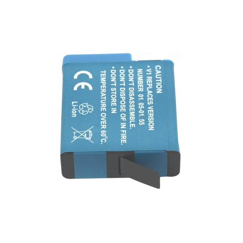 Bateria AHDBT-801 para GOPRO HERO 8 7 6 5 Black