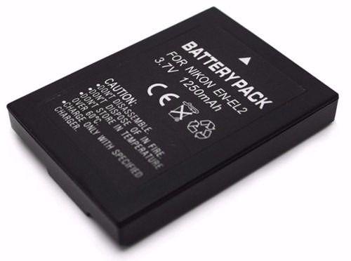 Bateria  EN-EL2 para Nikon Coolpix Sq 3500 2500 Sq 500 Ba17