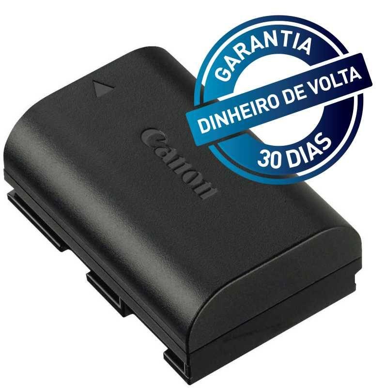 Bateria LP-E6N LP-E6 CANON ORIGINAL para EOS Digital 5D Mark II, EOS 60D, EOS Digital 7D