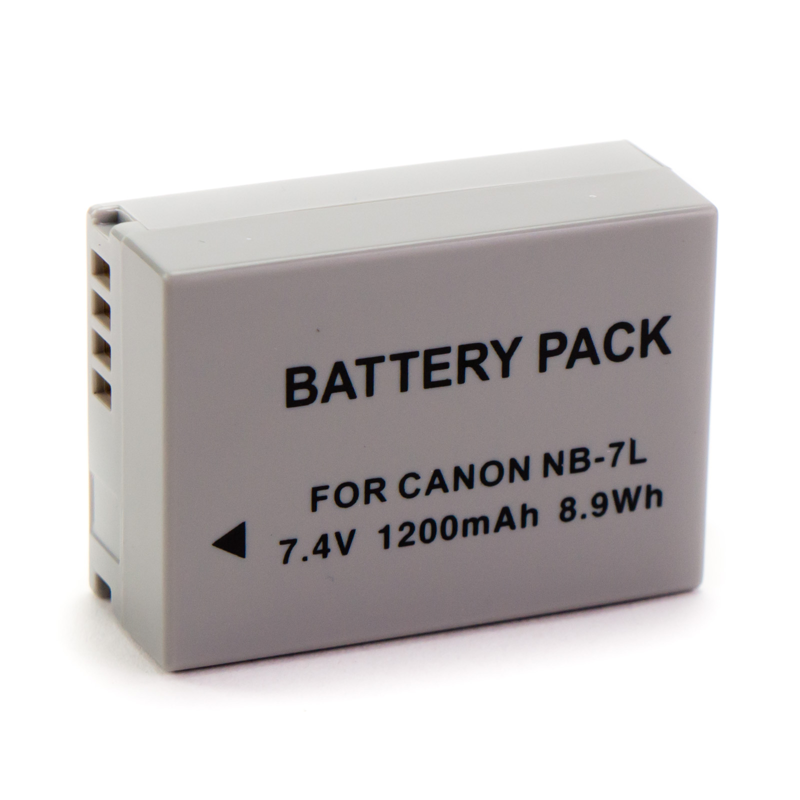 Bateria NB-7L 1200mAh para câmera digital e filmadora Canon Powershot G10