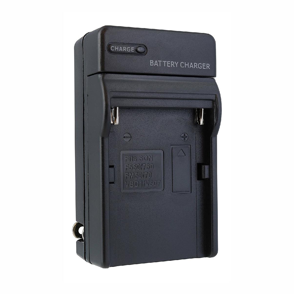 Bateria NP-F550 + Carregador NP-F550
