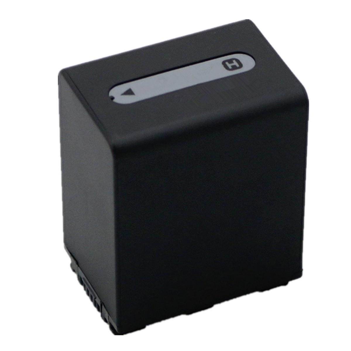 Bateria NP-FH100 3900mAh para câmera digital e filmadora Sony DCR-DVD106, DSC-HX100, HDR-HC3, HDR-CX7, HDR-SR12, Sony HDR-XR100