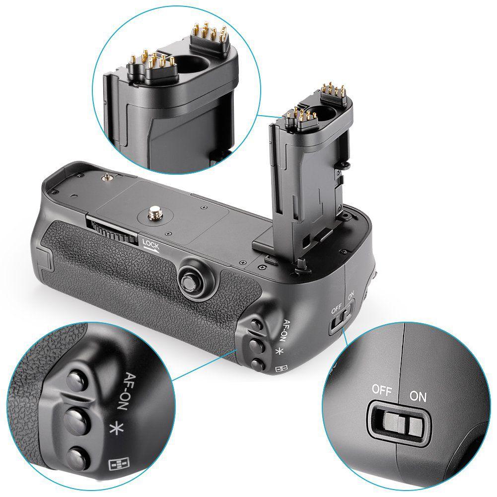 Battery Grip BG-E11 para câmera Canon EOS 5D Mark III