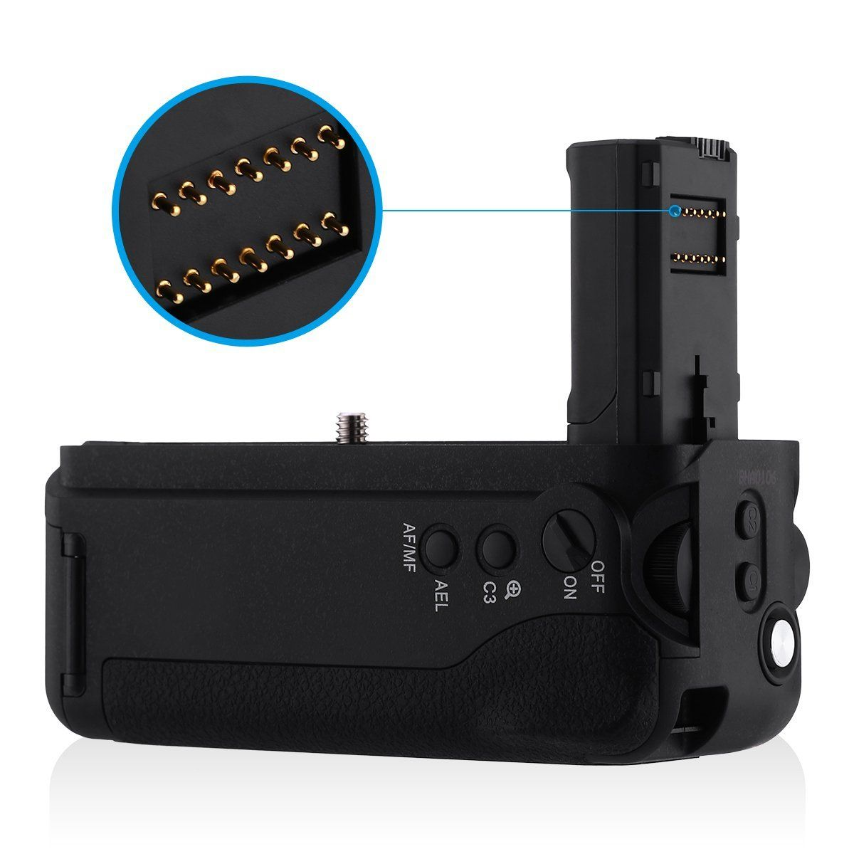 Battery Grip VG-C2EM para Sony Alpha A7 II, A7R II, A7S II, A7M II