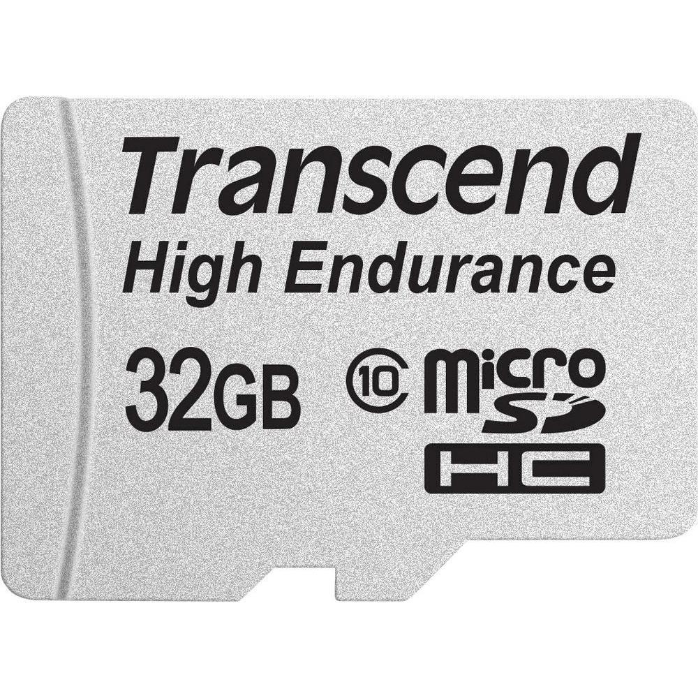 Cartão de Memória Transcend MicroSDHC 32GB Classe 10 High Endurance