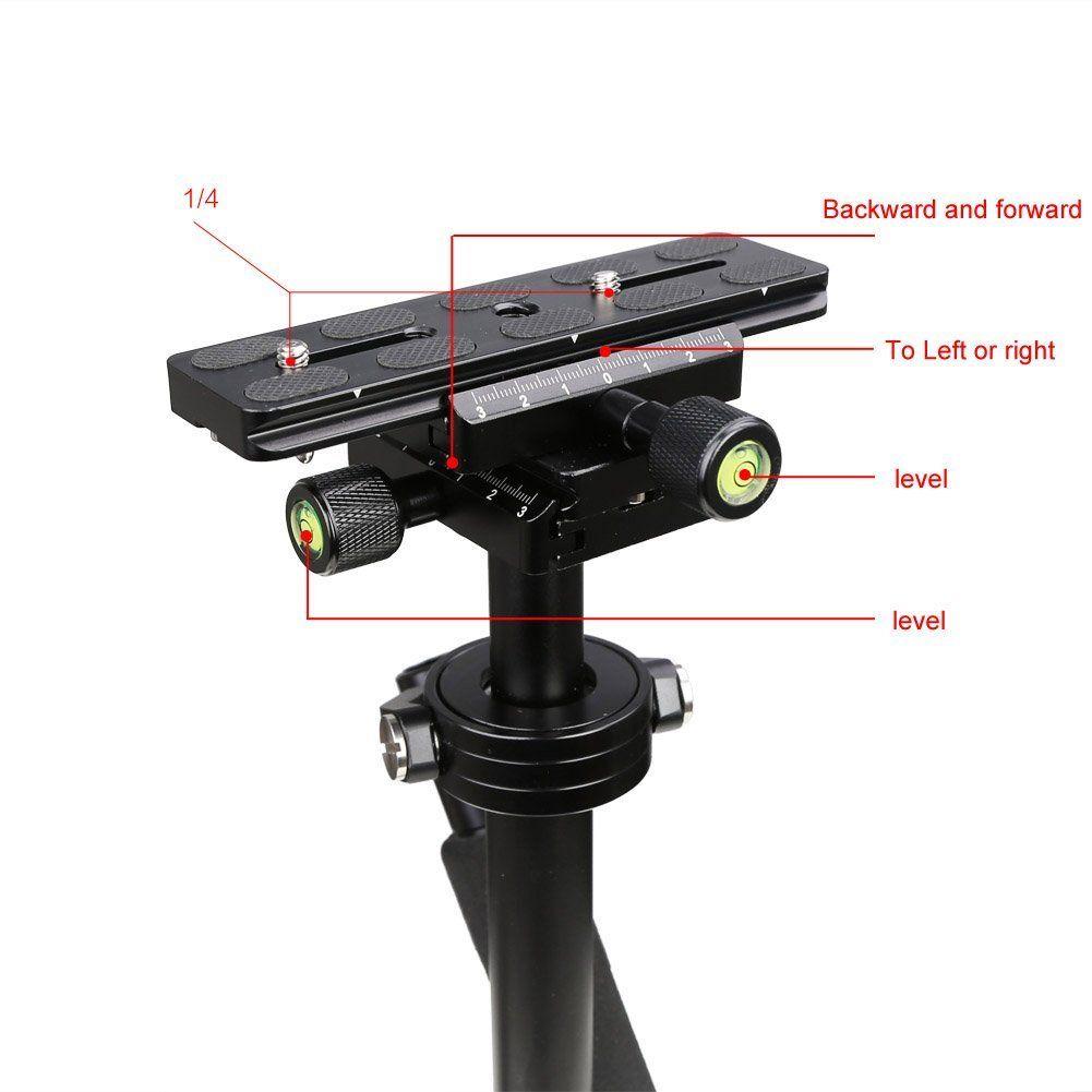 Estabilizador STEADYCAM S40 para Camera DSLR Canon, Nikon, Sony entre outros