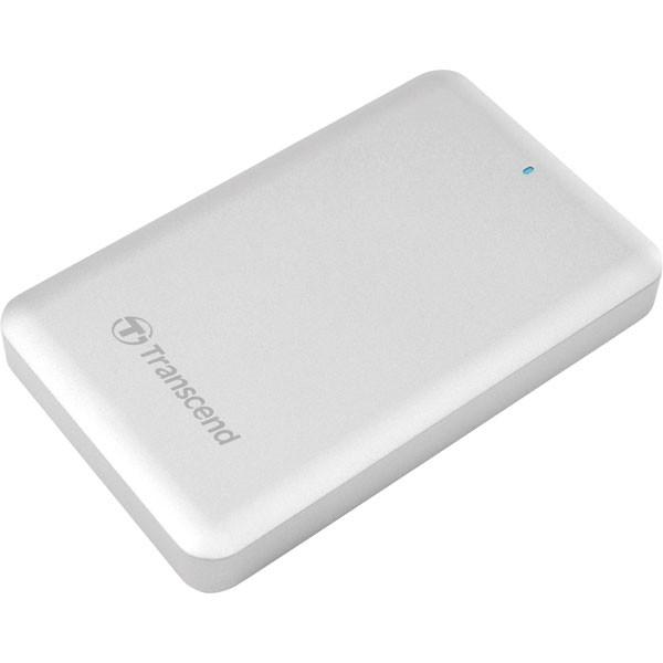 HD Externo 2TB StoreJet Transcend SJM300 para Mac - Interface Thunderbolt