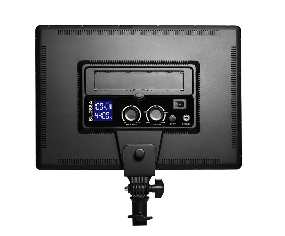 Iluminador de LED Profissional SL-288A