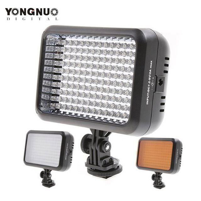 Iluminador de LED Profissional Yongnuo YN1410