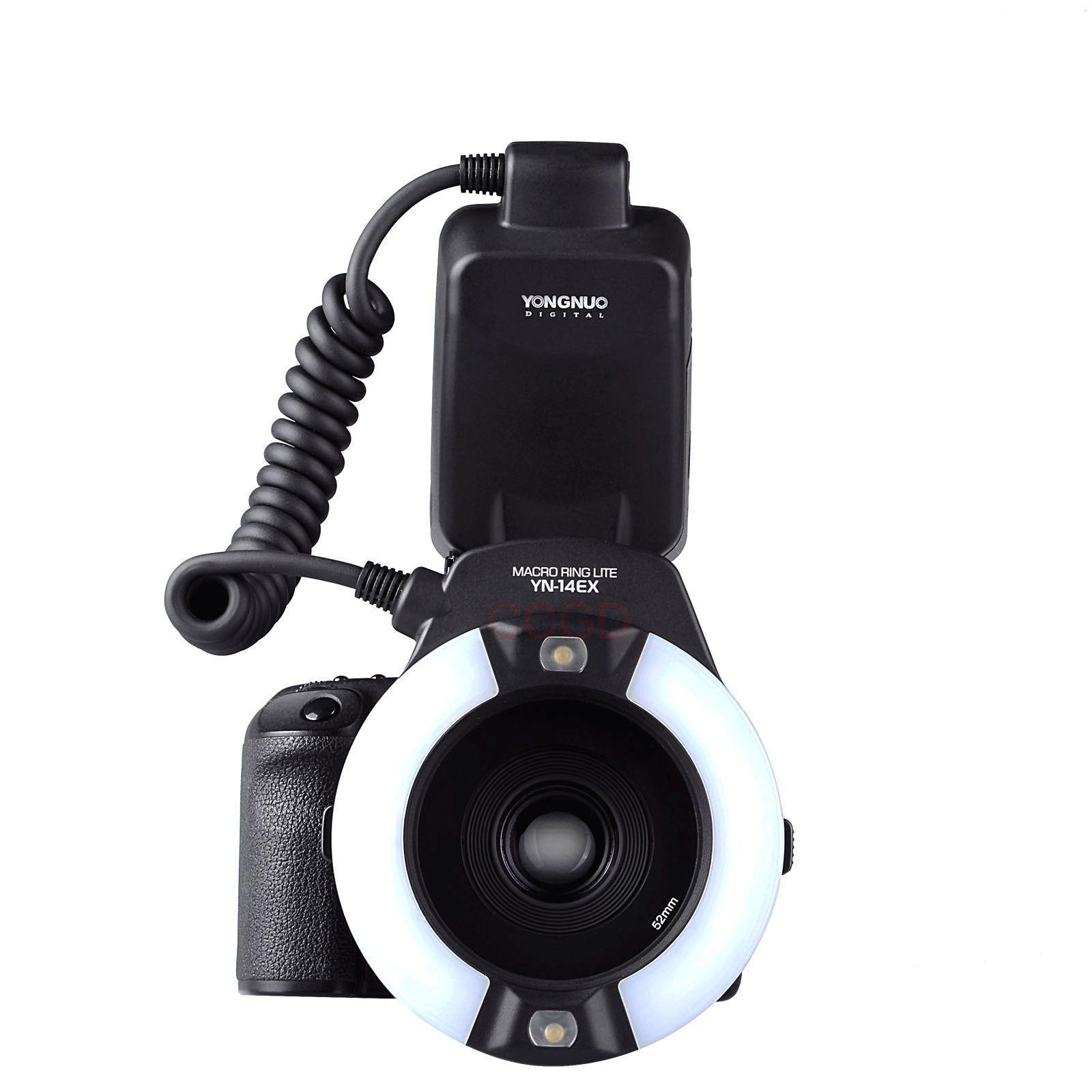 Iluminador de LED Profissional Yongnuo YN14EX