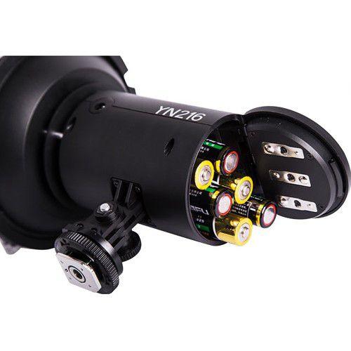 Iluminador de LED Profissional Yongnuo YN216
