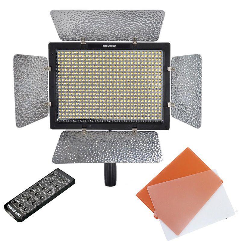 Iluminador de LED Profissional Yongnuo YN600L
