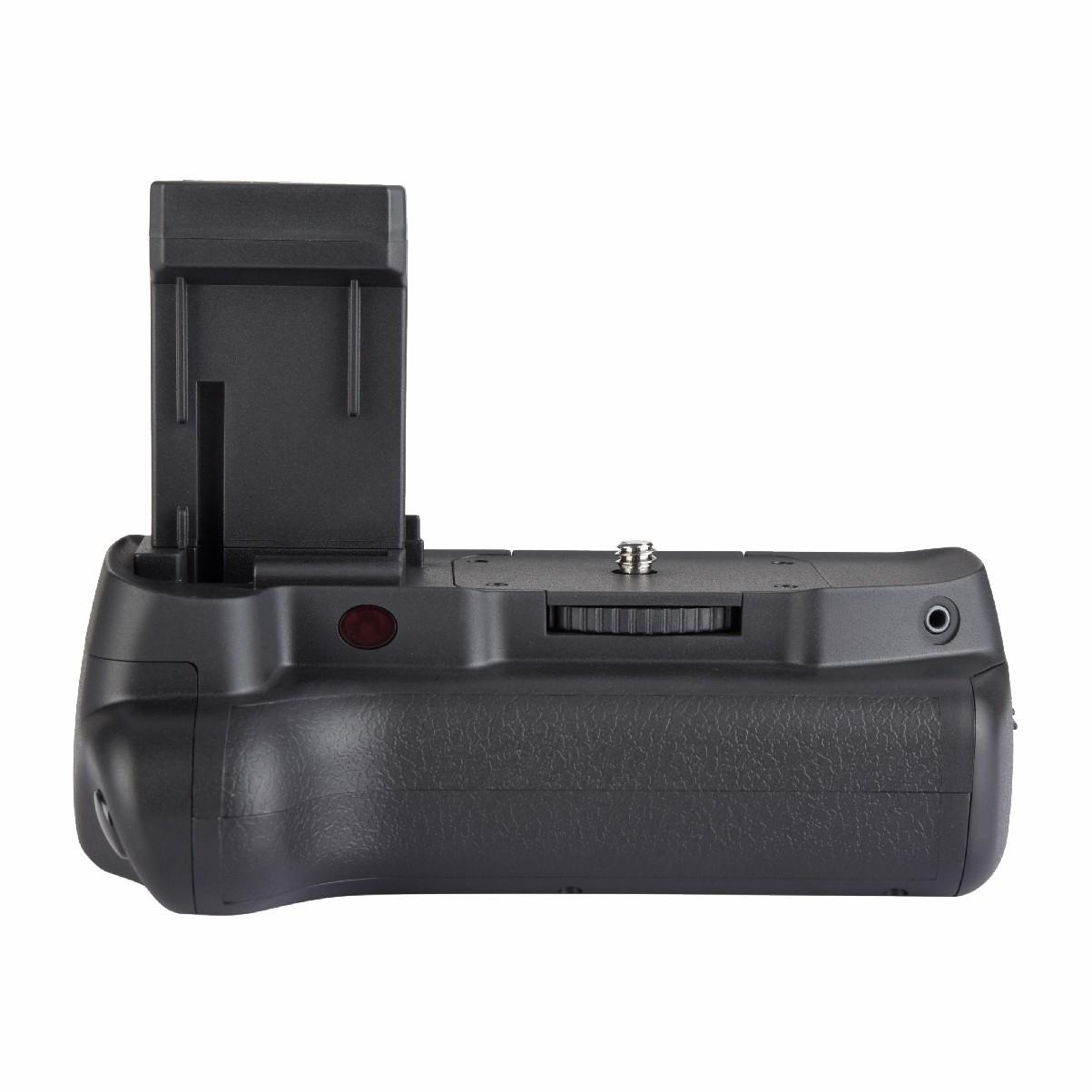 Kit Battery Grip 1100d + 1 Bateria LP-10 Para Canon Eos Rebel T5 E T6