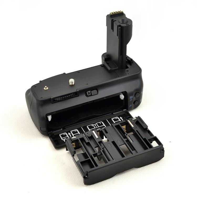 Kit Battery Grip BG-E2N + 2 baterias BP-511 + carregador para Canon 20D, 30D, 40D, 50D