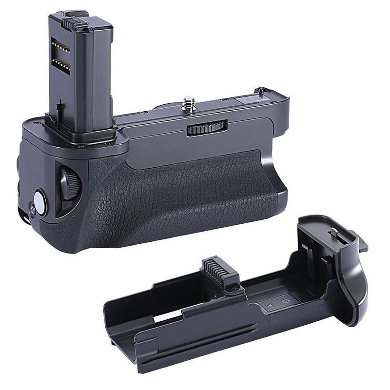 Kit Battery Grip VG-C1EM + 2 baterias NP-FW50 + carregador para Sony