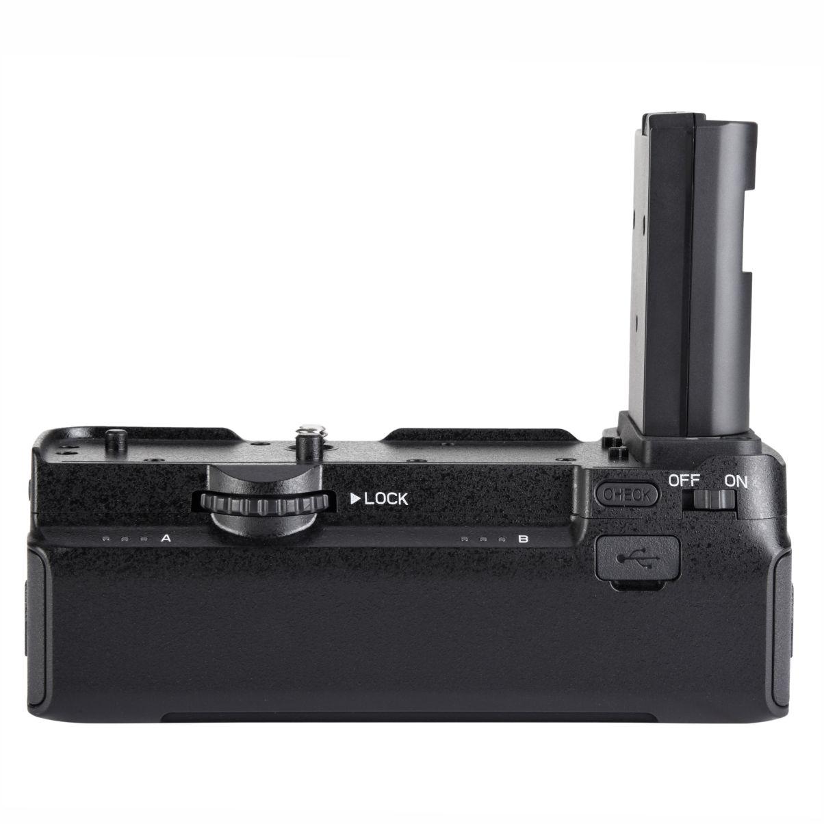 Kit Grip MB-N10RC + 2 Baterias EN-EL15 + Carregador Para Nikon Z6/Z7