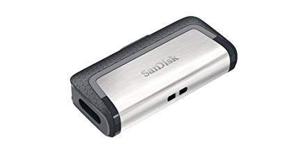 PENDRIVE 16GB ULTRA DUAL DRIVE USB TIPO C