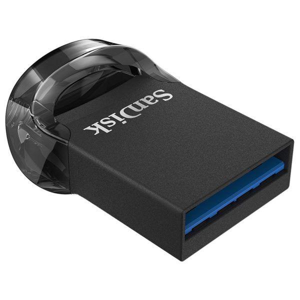 PENDRIVE 32 GB SANDISK ULTRA FIT USB 3.1 FLASH DRIVE - 130MB/s