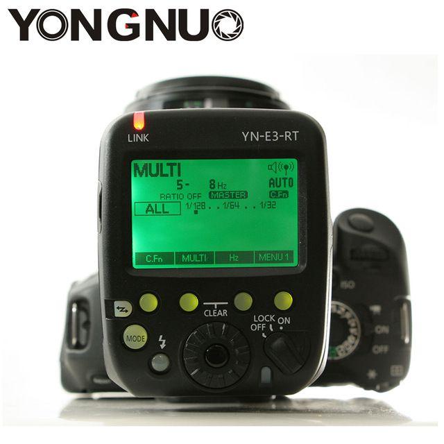 Rádio Flash Yongnuo Yn-e3-rt Canon St E3 Rt