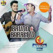 Bruno & Barretto - 13/10/16 - Junqueir�polis - SP