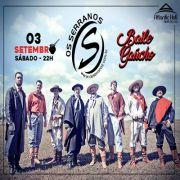 Os Serranos - 03/09/16 - Pilar do Sul - SP