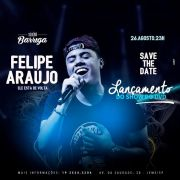 Felipe Ara�jo - 26/08/16 - Leme - SP