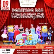 Festival Kids - 09/10/16 - Rio Branco - AC