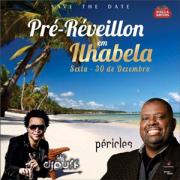 Pré-Réveillon Péricles - 30/12/16 - Ilhabela - SP