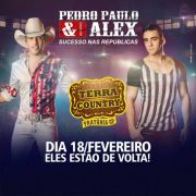 Pedro Paulo & Alex - 18/02/17 - Pratânia - SP