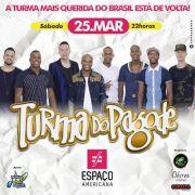 Turma do Pagode - 25/03/17 - Americana - SP
