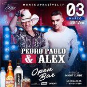 Pedro Paulo & Alex - 03/03/17 - Monte Aprazível - SP
